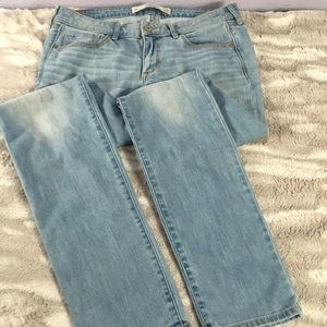 Abercrombie & Fitch slim straight fit jeans  6L